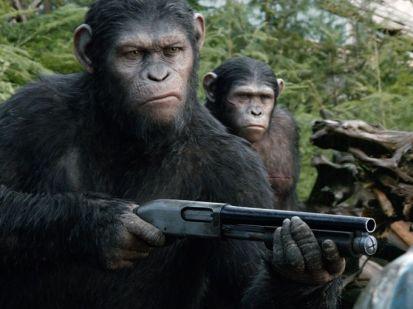 Dawn Apes